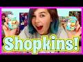 New Shopkins Season 3 Surprise Blind Bag Basket Opening