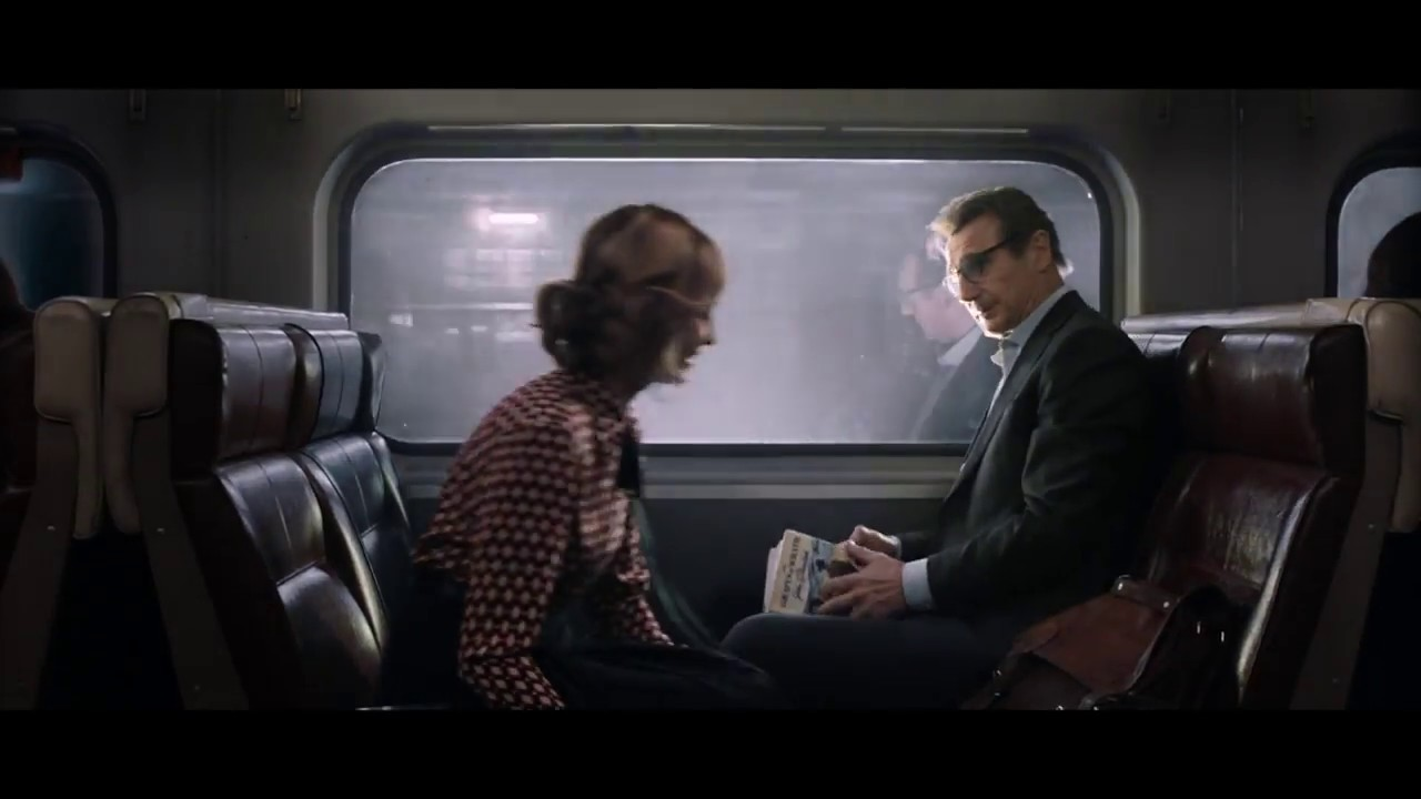 The Commuter | Trailer 2 | Biopremiär 12 jan 2018
