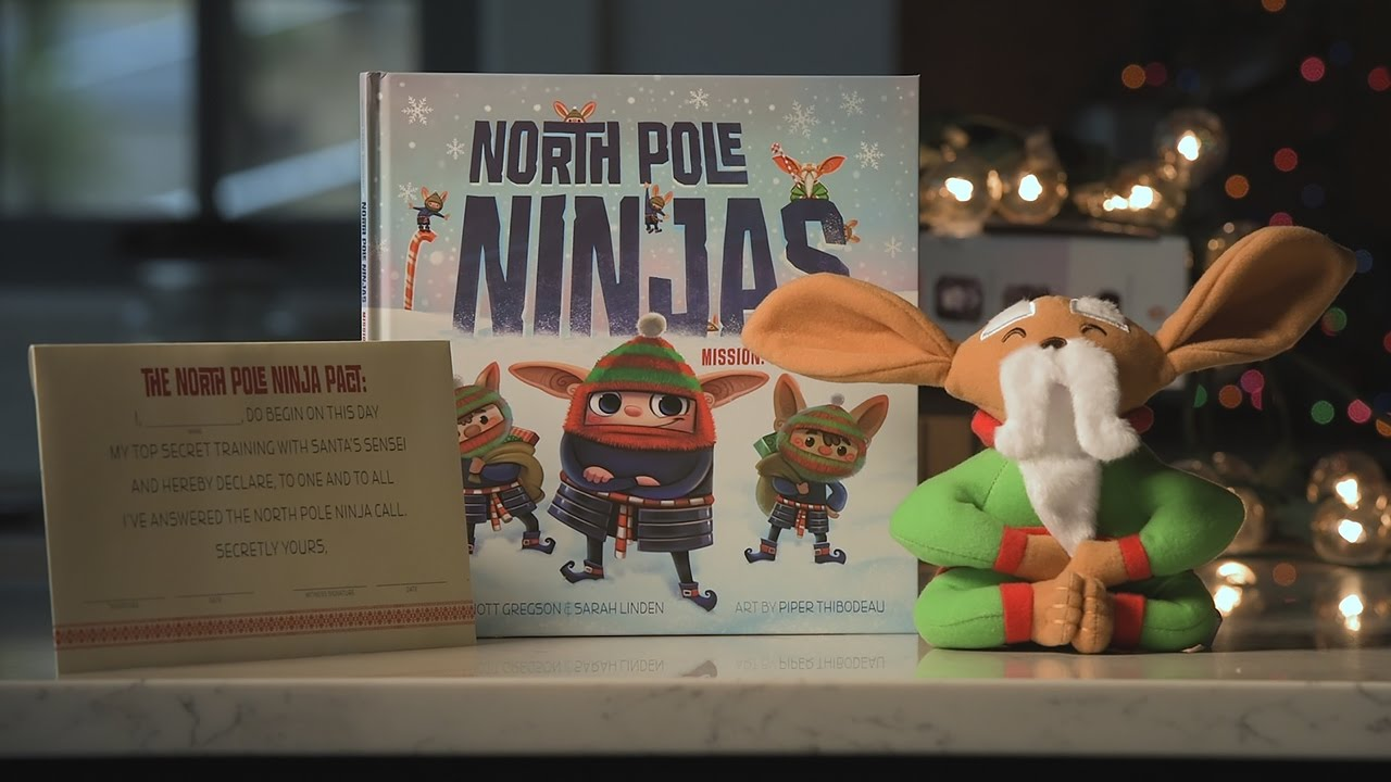 North Pole Ninjas Trailer - YouTube