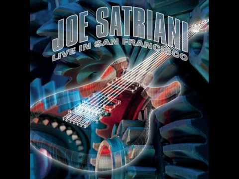 Joe Satriani Summer Song Live in San Francisco
