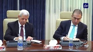 الرزاز يلتقي مجلس النقابات - (14-11-2018)