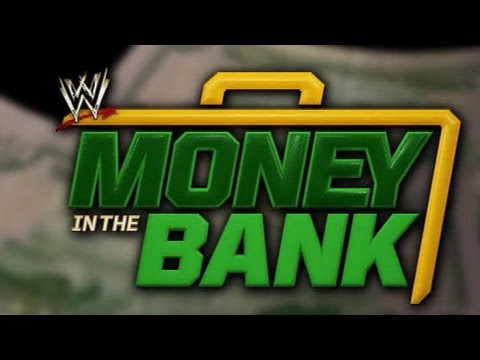 Money in the Bank live on pay-per-view July 15, 2012 - YouTube