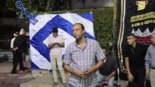 فيديو| غياب نجوم الأهلى عن عزاء أحمد ماهر