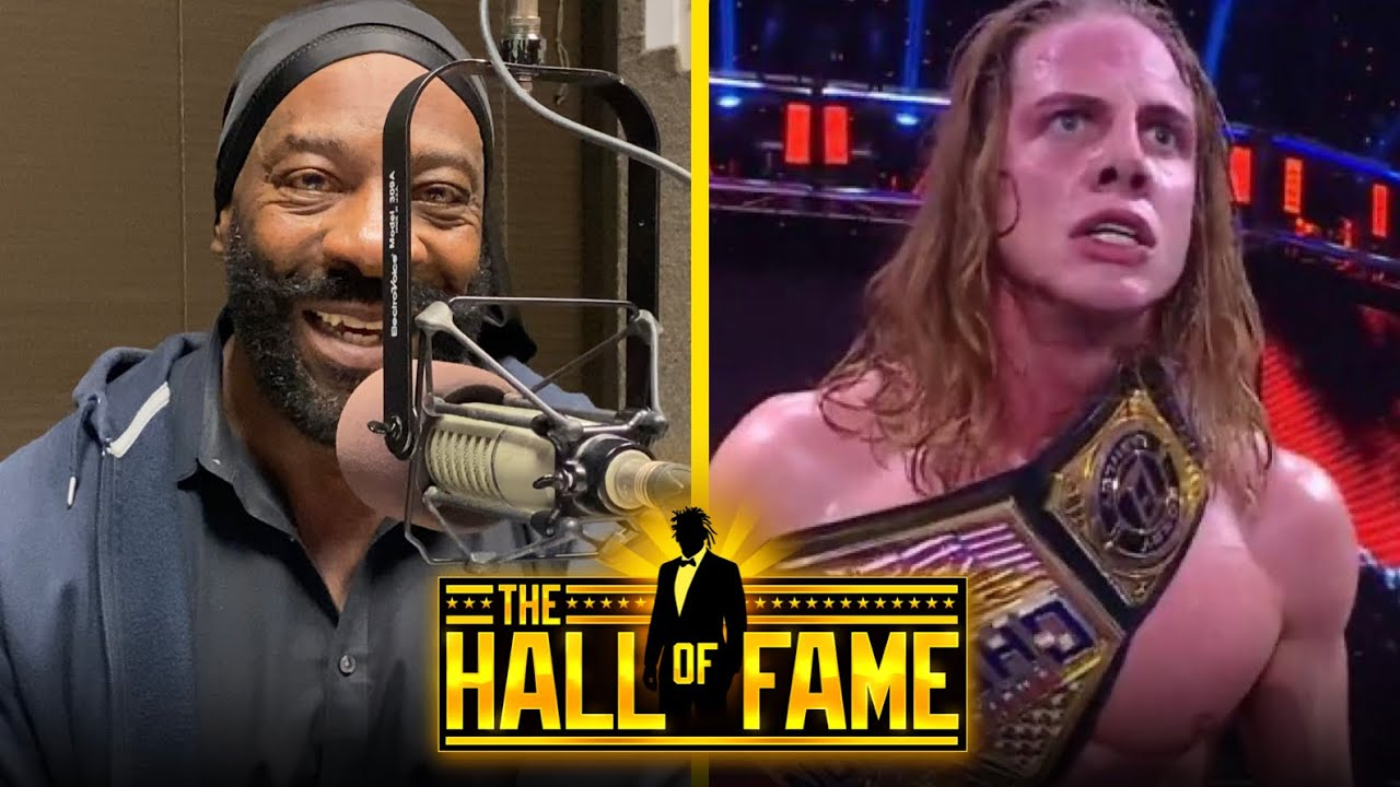 Booker T Takes Offense To Riddle's Comments About The Undertaker