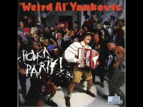Don't Wear Those Shoes-Weird Al Yankovic