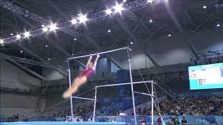 Daria Spiridonova (RUS) - UB AA - 2017 Universiade Taipei