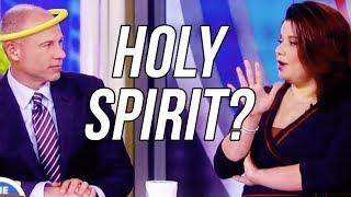 Ana Navarro Compares Michael Avenatti To The Holy Spirit On The View