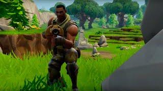 Fortnite Official Battle Royale Gameplay Trailer
