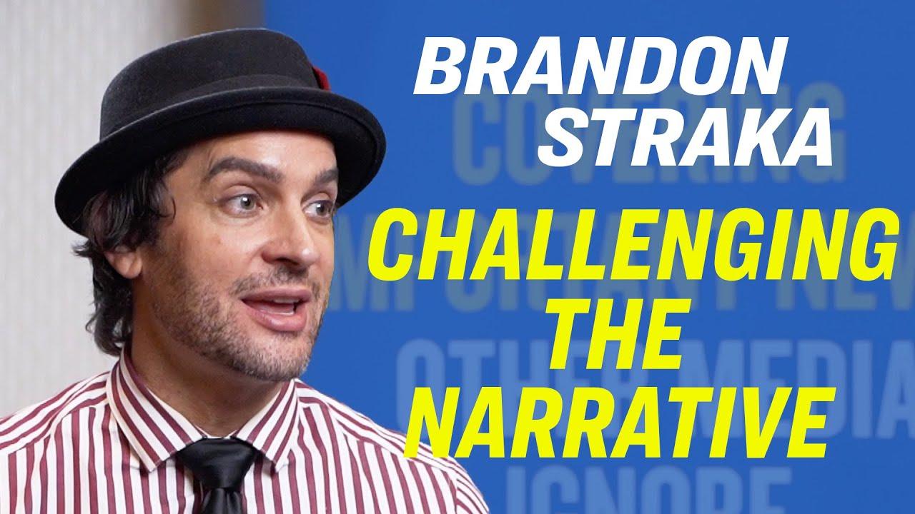"American Thought Leaders Brandon Straka: On the #WalkAway Campaign & Media's ""Fabrication of Rea"