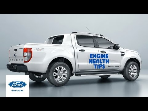Behind the Oval   How to Keep Your Engine in Good Condition   Ford Australia