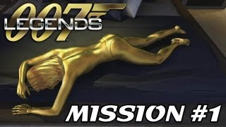 007 Legends 'Mission #1: Goldfinger - Auric Enterprises' TRUE-HD QUALITY