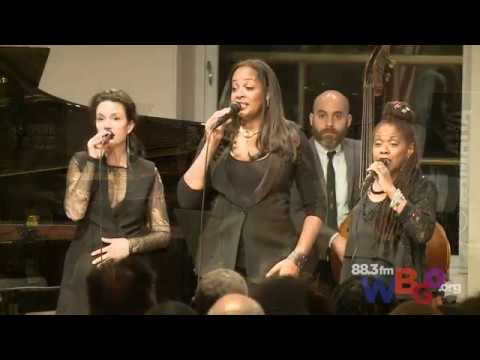 Yamaha Salon Session: Carolyn Leonhart, LaTanya Hall and Catherine Russell