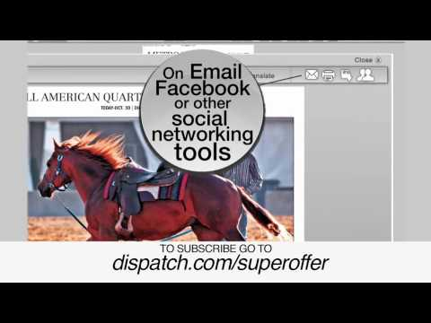 "The Columbus Dispatch ""E-Edition"" TV Spot"