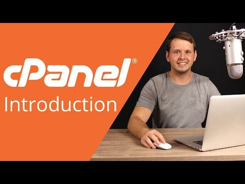 cPanel beginner tutorial 2 – introduction to cPanel