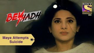 Your Favorite Character   Maya Attempts Suicide   Beyhadh