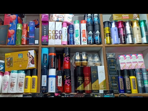 Branded Cosmetics Supplier । Branded Cosmetics Wholesale Market