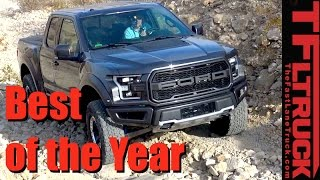 Top 10 Best Trucks, Truck Events, and Accessories of 2016