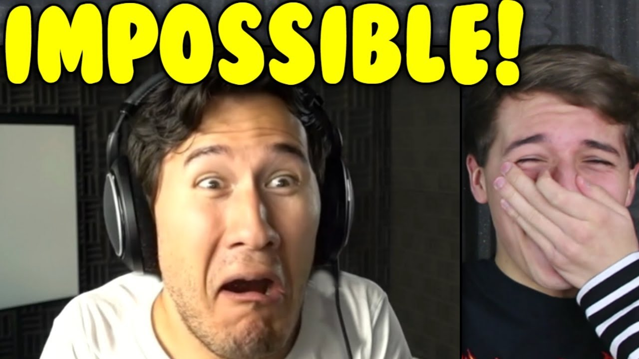 Markiplier Try Not To Laugh Challenge #10 Reaction - YouTube Markiplier Try Not To Laugh