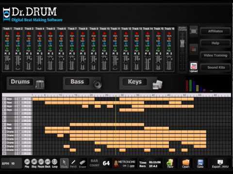 Rap/Hip Hop Software - Make Rap And Hip Hop Beats Today!
