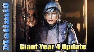 This is Big - Year 4 Update - Rainbow Six Siege