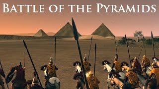 Total War: Rome 2 - Battle of the Pyramids
