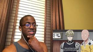 One Punch Man Episode 10 - Reaction  (Part 1)