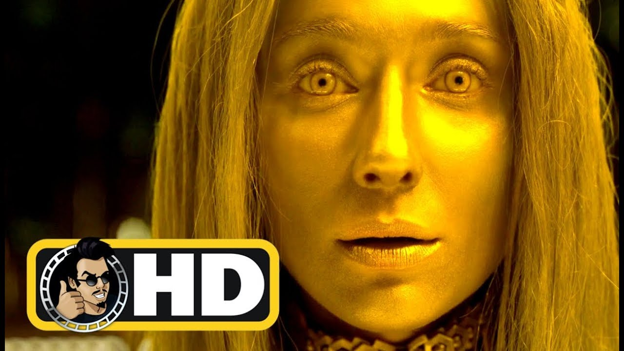 GUARDIANS OF THE GALAXY 2 (2017) Movie Clip - Adam Warlock Post-Credits  |FULL HD| Marvel Superhero
