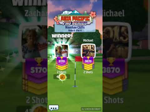 Golf clash tour 8 advanced wind play guide and tips