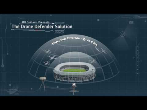 Red Sky Drone Defender System