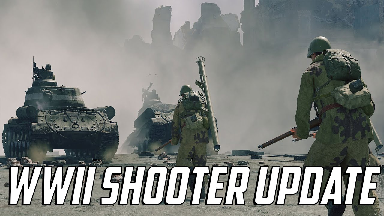 Enlisted – WWII Shooter Update