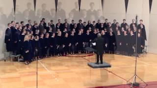 The Concordia Choir - Wade in the Water - arr. Allen Koepke