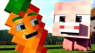 Carrot Life [ Talking Items ] - Minecraft Animation