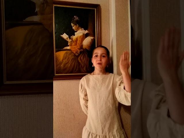 Изображение предпросмотра прочтения – МарияЩербатова читает произведение «Летний день» Б.Л.Пастернака
