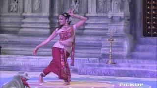 Rukmini Vijayakumar: Natyanjali Chidambaram 2013