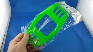 ✅ 1$ Potato Egg cutter slicer chopper from AliExpress Unboxing haul euro app