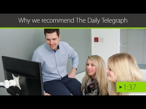 webwindows - Why we recommend The Daily Telegraph