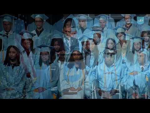 Léman Manhattan Graduation 2017