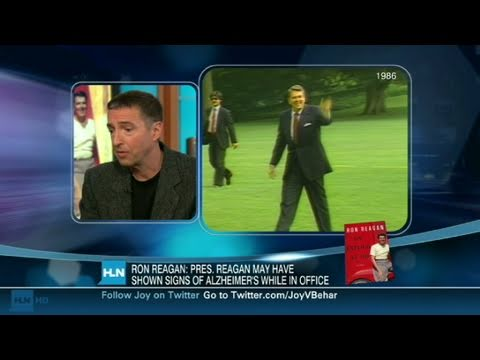 HLN: Ron Reagan Jr.  'Father had Alzheimer's in office'