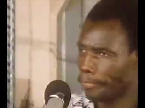 I want to TALK- Oliver Mtukudzi  (Tuku)