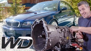 Ant Makes This BMW M3 The Ultimate Driving Machine | Wheeler Dealers