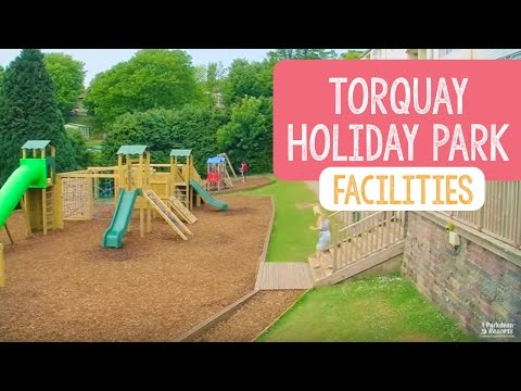 Facilities at Torquay Holiday Park