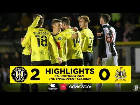 Harrogate Newcastle Utd U21 Goals And Highlights