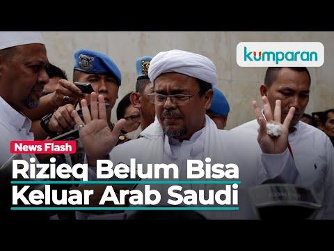 Dubes Agus Sebut Habib Rizieq Belum Diizinkan Keluar Dari Arab Saudi Youtube