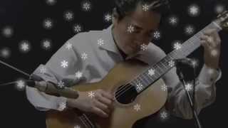 この『粉雪』を含むJPop至極の名曲7曲入りCD『Akio Hasumi Solo Guitar ...