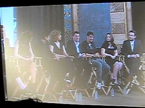 Asking The Doctor Who Cast About America - DWLineCon 2011 - Series 6 Premiere Q&A