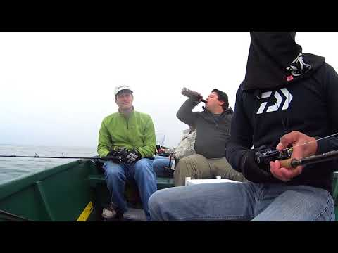 Capitola Fishing - Lingcods, Rockfish, Random Stories