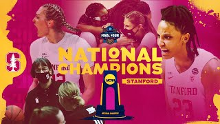 Stanford vs. Arizona - 2021 Women's NCAA Championship Extended Highlights