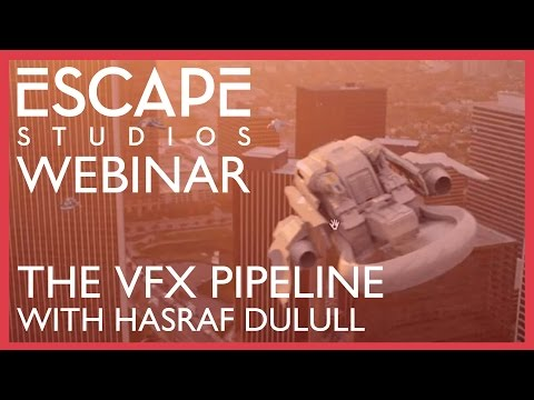 The VFX Pipeline Explained with Hasraf Dulull