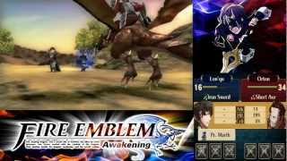 Fire Emblem: Awakening - Chapter 5: The Exalt and the King (Hard-Classic Mode)