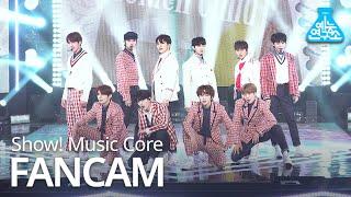 [예능연구소 4K] 골든차일드 직캠 'Pump It Up' (Golden Child FanCam) @Show!MusicCore 201017
